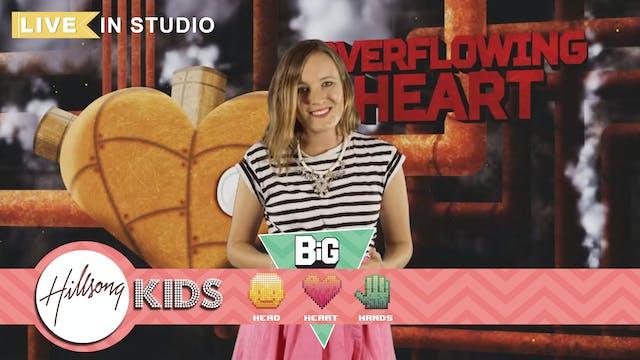 HEAD HEART HANDS | LIVE Big Message E...