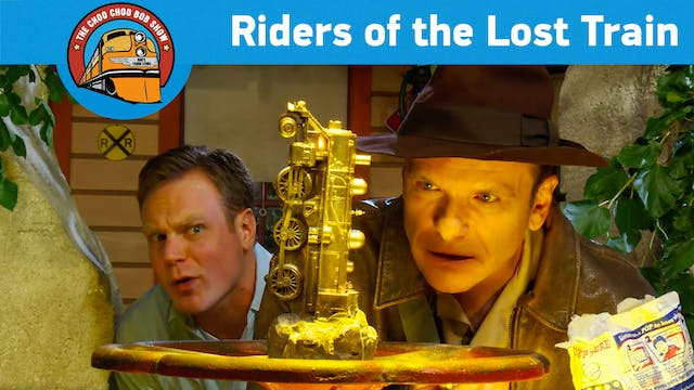 Riders of the Lost Train