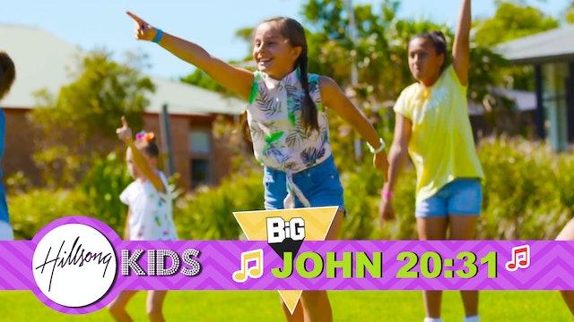 MESSIAH | Big Word John 20:31 (Actions & Music Video)