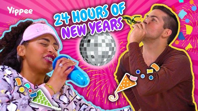 New Year's Around the World!