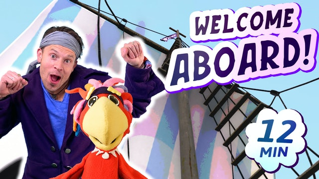 Cap'n Ben | Welcome Abroad