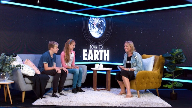THE GOSPELS   LIVE Big Message Episode 1.1   Down To Earth