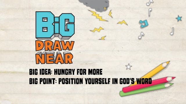 DRAW NEAR | Big Message Episode 1.2 |...