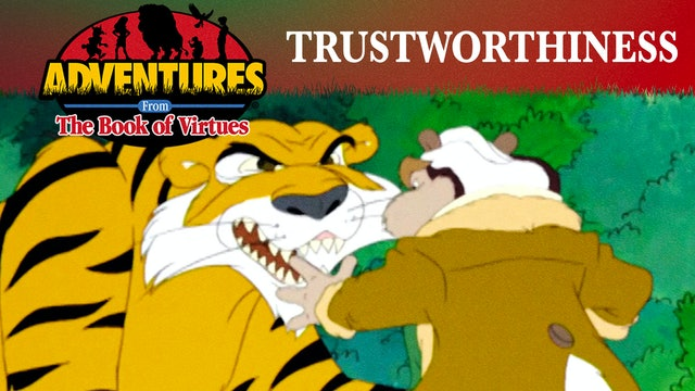Trustworthiness - The Bear and the Travelers / The Knights of the Silver Shield
