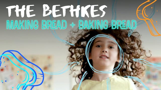 Making Bread + Breaking Bread