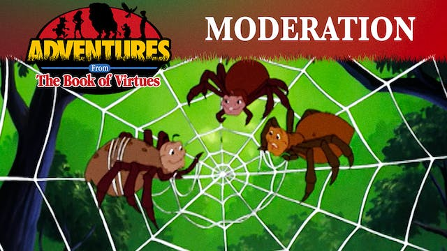 Moderation - The Spider's Two Feasts ...