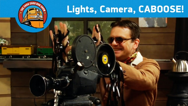 Lights, Camera, CABOOSE!