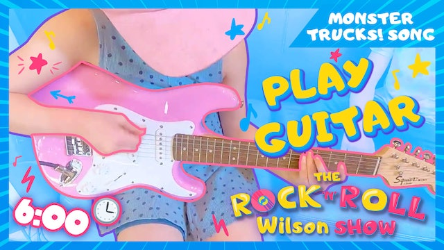 Learn to Play Monster Trucks - Guitar