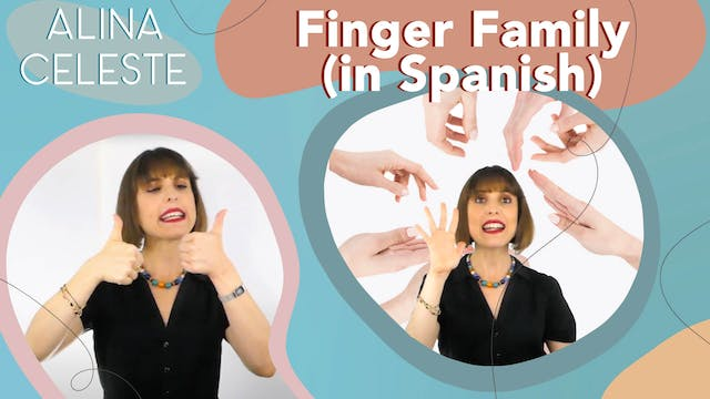 Kids Songs - Finger Family in Spanish...