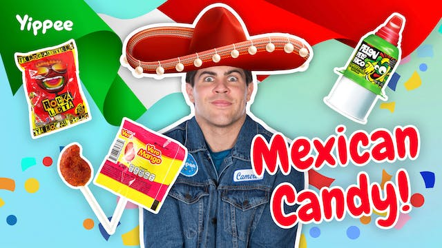 Mexican Candy Taste Test!