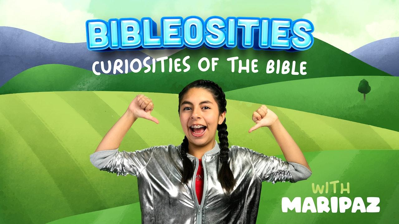 Maripaz: Bibleosities - Curiosities of the Bible