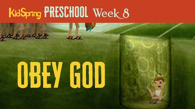 Right On Time Week 8 | Obey God