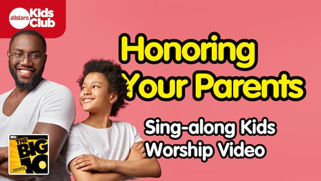 HONORING YOUR PARENTS (Lyric Video)