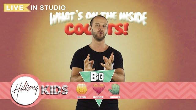 HEAD HEART HANDS   LIVE Big Message Episode 2.1   What's On The Inside Counts
