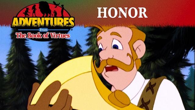 Honor - The Honest Woodsman / Honest Abe