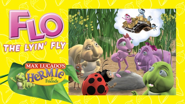 Flo, The Lyin' Fly