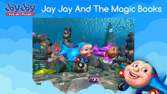 Jay Jay And The Magic Books