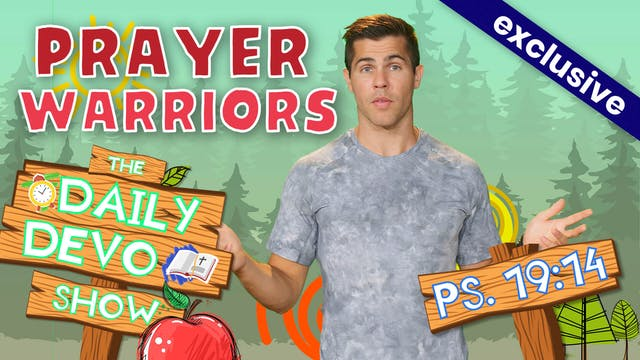#13 Prayer - Prayer Warriors