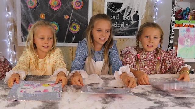 Easy DIY Aluminum Foil Art     Halloween & Thanksgiving Pumpkin Kids Craft
