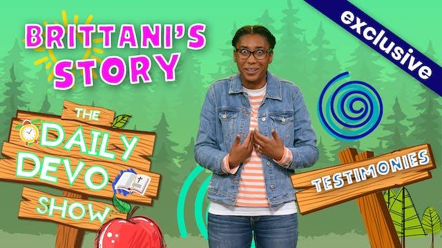 #171 - Brittani's Story