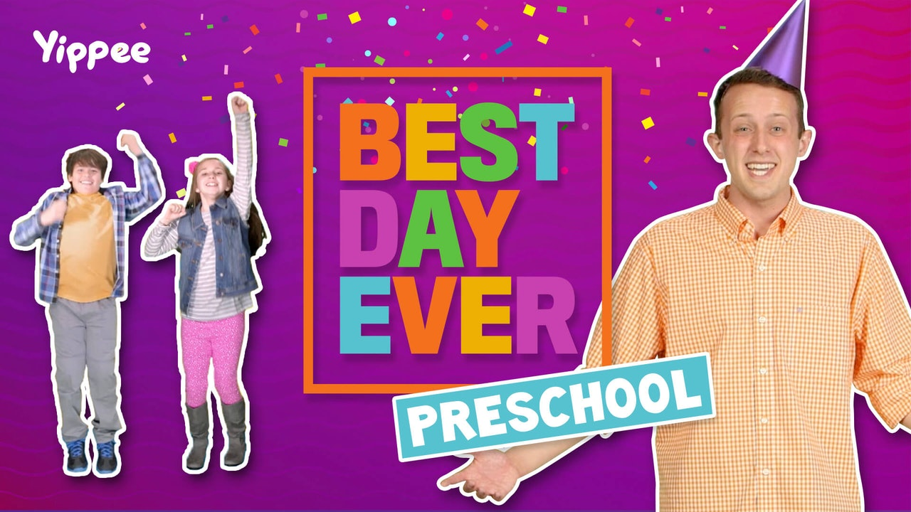 KidSpring Presents: Best Day Ever [Preschool Edition]