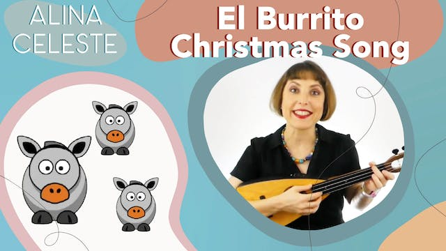 Christmas Songs for kids in Spanish b...