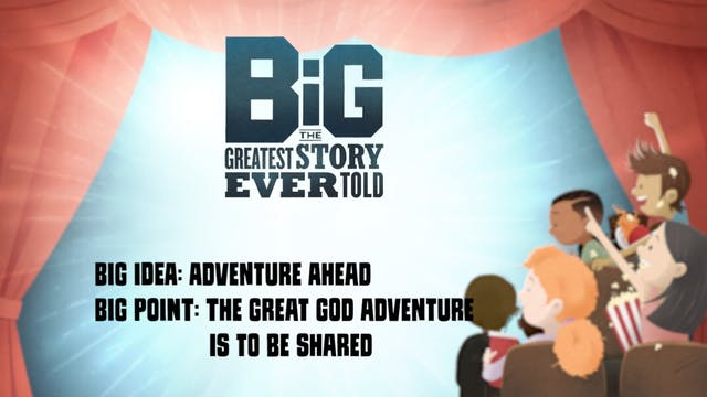 GREATEST STORY EVER TOLD   Big Messag...