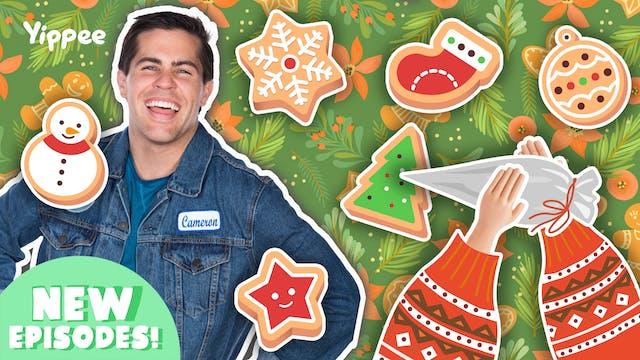 X-Mas Cookie Decorating… Tiny Hands E...