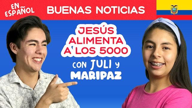 4 | Jesús Alimenta a los 5000