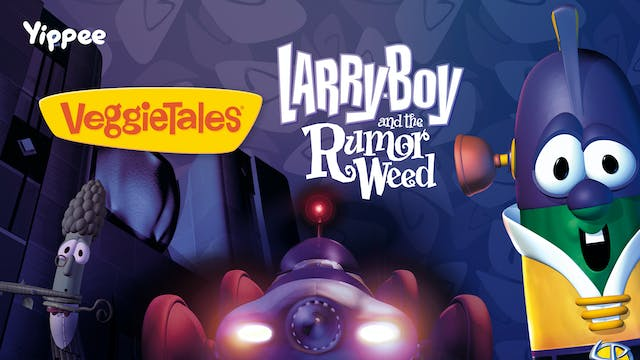 LarryBoy and the Rumor Weed Trailer