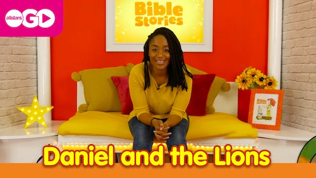 Bible Stories   Daniel and the Lions