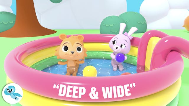 Deep and Wide (Playtime Mix)