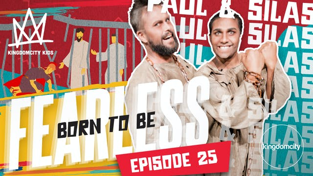 Born To Be Fearless | Episode 25 | Pa...