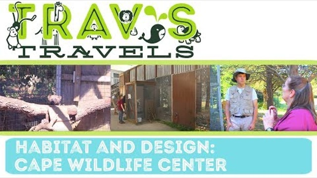 Cape Wildlife Center- Habitat and Design