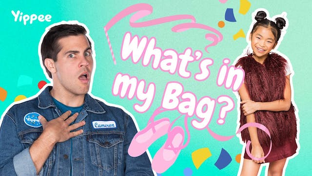 What's in My Dance Bag? with Kira!