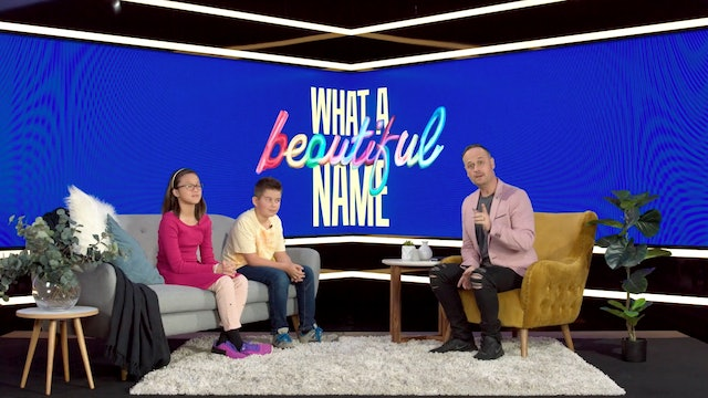 CAN YOU BELIEVE IT?!    LIVE Big Message Episode 2.2   What A Beautiful Name