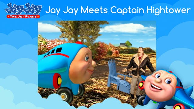 Jay Jay Meets Captain Hightower