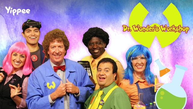 Dr. Wonder's Workshop