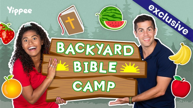 Backyard Bible Camp