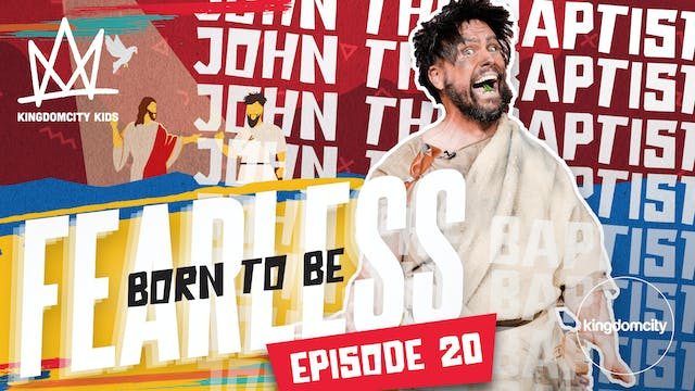 Born To Be Fearless | Episode 20 | Jo...