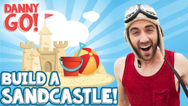 How to Build a Sandcastle for Kids