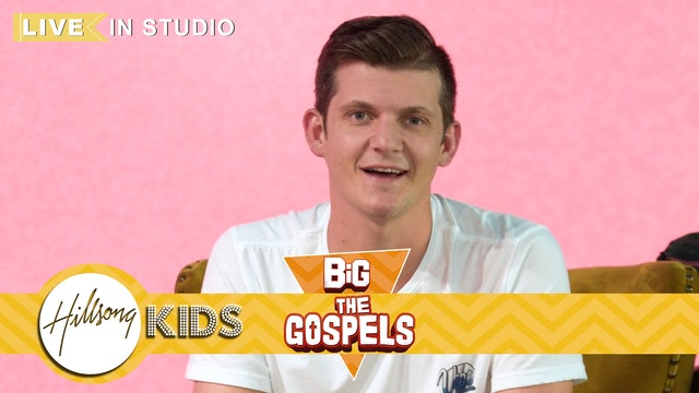 THE GOSPELS | LIVE Big Message Episode 1.3 | Been There Done That