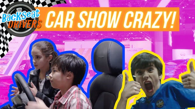 The One at the LA Auto Show