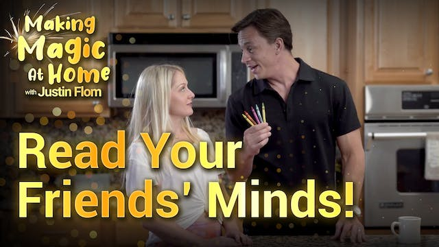 Read Your Friends' Minds!