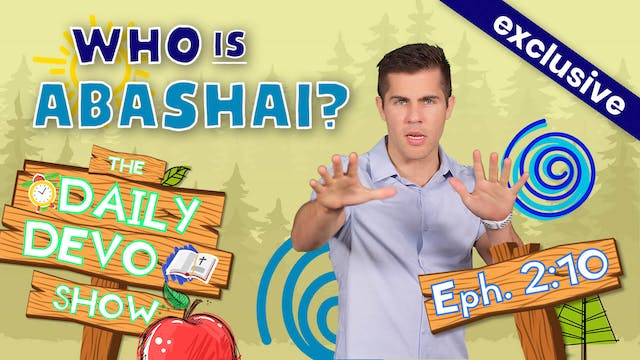#41 Who is That?! - Who is Abashai?