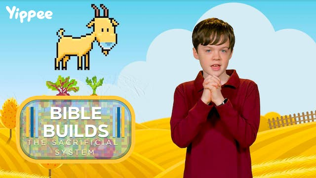 Bible Builds #10 - The Sacrificial Sy...