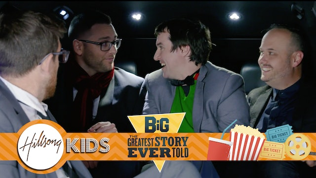 GREATEST STORY EVER TOLD | Big Message Episode 1.3 | Judges And Kings