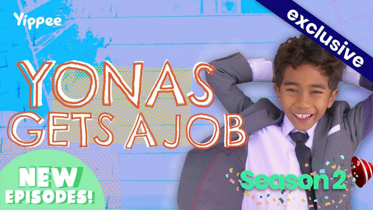 Yonas Gets a Job!