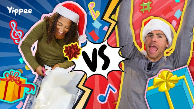 Wrapping Christmas Presents Challenge