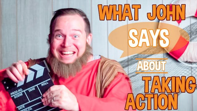 Episode 5: What John Says About Takin...